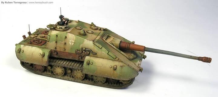 "[TMP] ""E-100 Jagdpanzer Krokodil"" Topic"