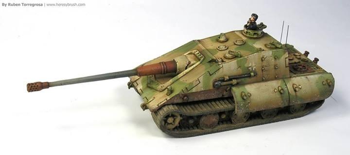 E-100 Jagdpanzer Krokodil - Heer46