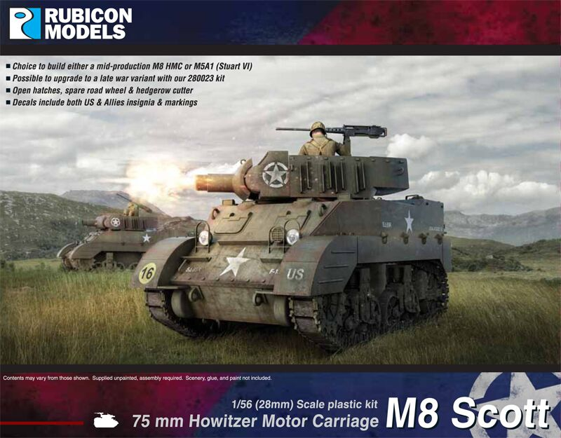 Bild 1 von M8 Scott / M5A1 (mid production)