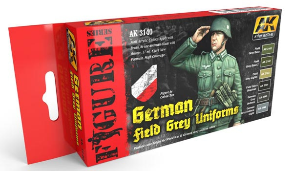 Bild 1 von GERMAN FIELD GREY UNIFORMS