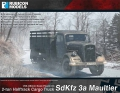 SdKfz 3a Opel Maultier (Base Kit)