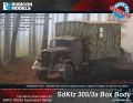 SdKfz 305/3a Expansion - Box Body