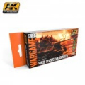 4BO Russian Green Set (Wargame Series)