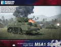 M5A1 Stuart / M5A1 Recce (mid & late production)